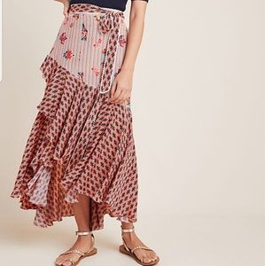 Anthropologie Casablanca Skirt Sz 6